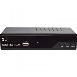 DVB-T/T2 přijímač GoSAT GS220T2