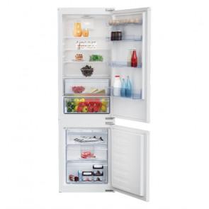Chladnička s mrazničkou Beko BCSA285K3SN