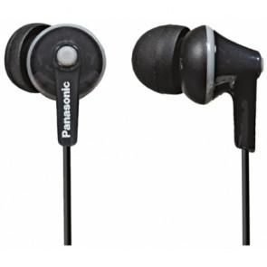 Sluchátka Panasonic RP-HJ125 - černá