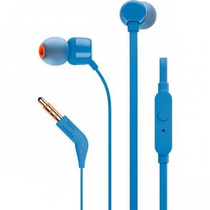 Sluchátka JBL T110 - modrá