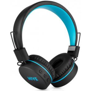 Sluchátka Niceboy HIVE BK - modrá