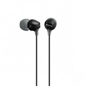 Sluchátka Sony MDREX15LPB.AE - černá