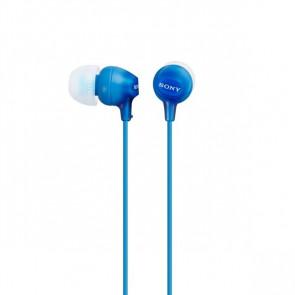 Sluchátka Sony MDREX15LPLI.AE - modrá