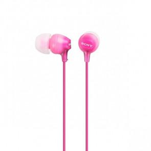 Sluchátka Sony MDREX15LPPI.AE - růžová