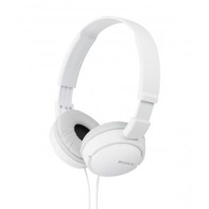 Sluchátka Sony MDRZX110W.AE - bílá